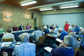 Algemene Ledenvergadering april 2016