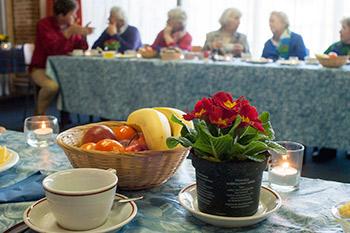 lunch bijeenkomst
