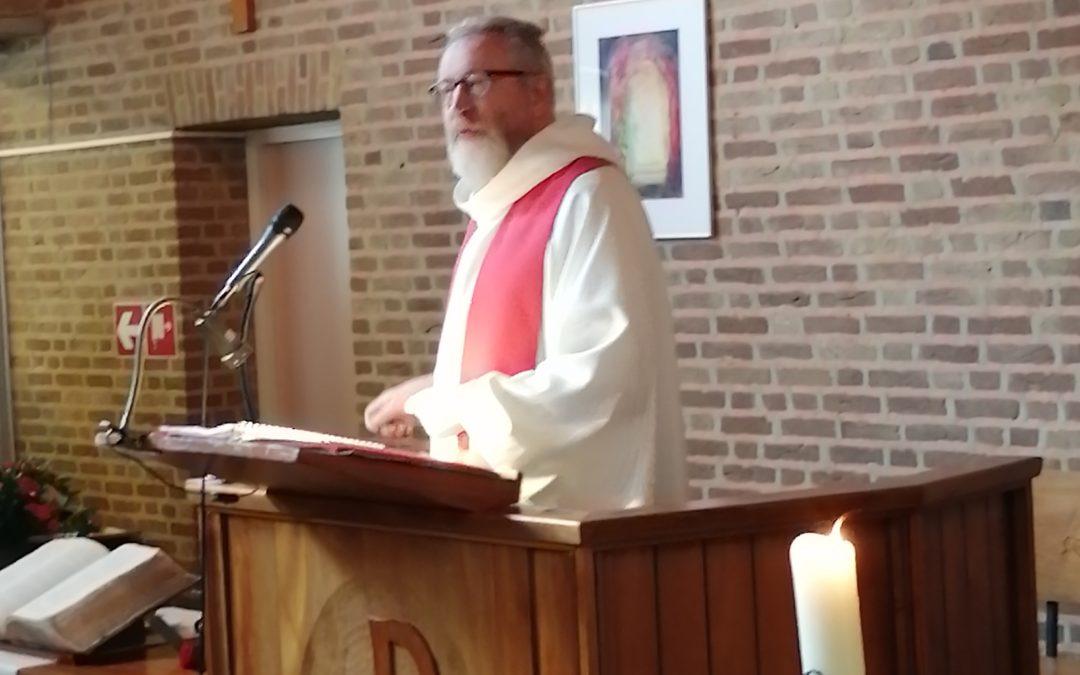 Peter Nissen verbonden als predikant aan de gemeente